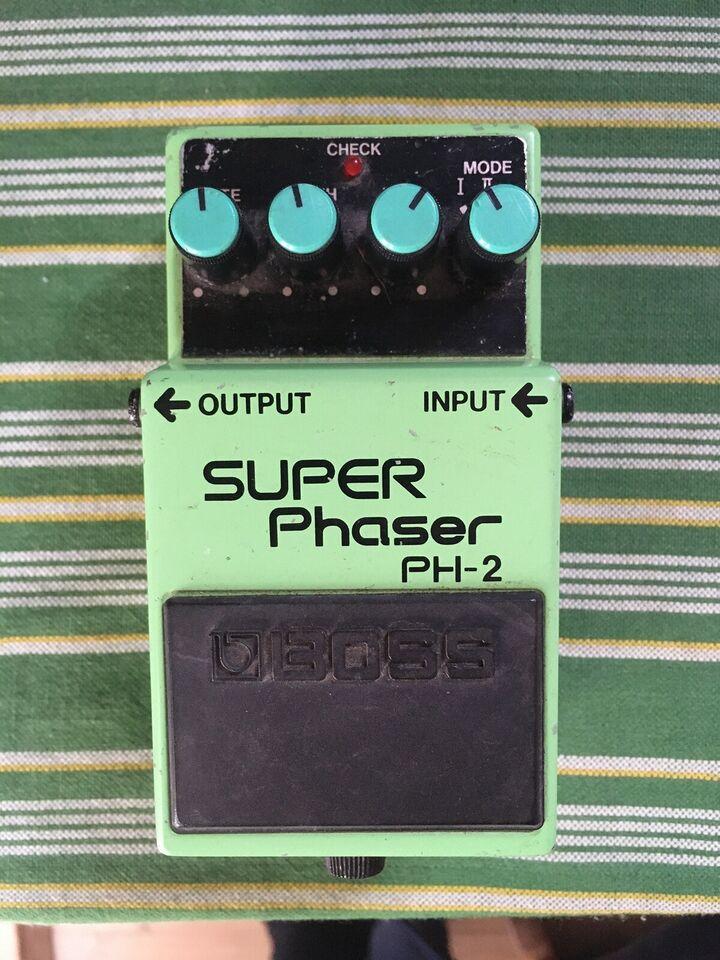Guitar pedal, Boss Super Phaser PH-2