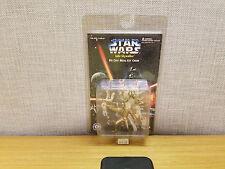 Placo Toys Star Wars Die Cast Metal Luke Skywalker Key Chain, New!