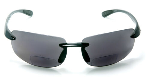 Polarized Bifocal Reading Sunglasses with Polycarbonate Lens for Men and Women