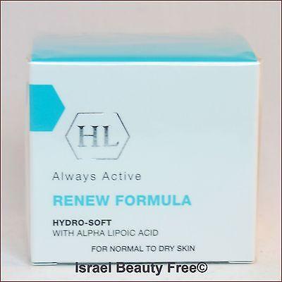 Holy Land Renew Formula Hydro-Soft Moisturizer ALA 50 ml