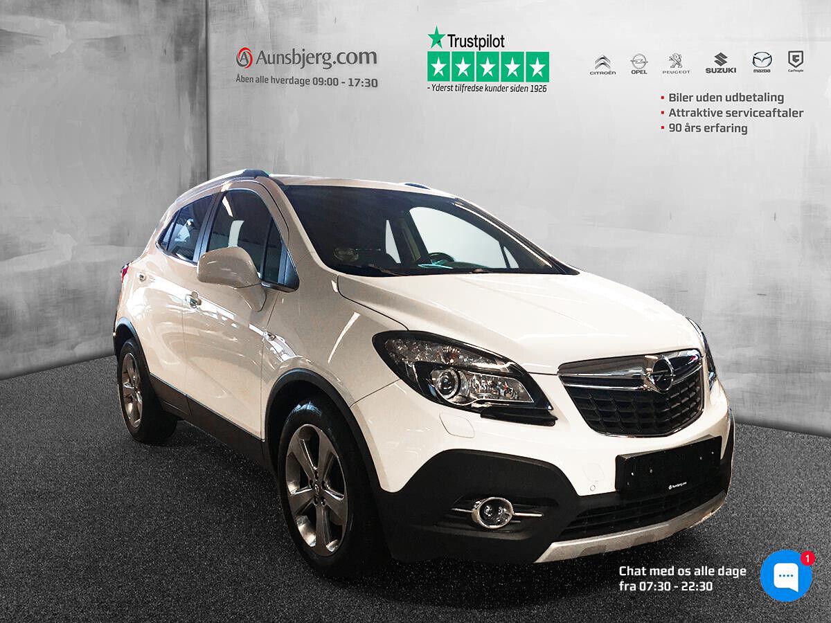 Opel Mokka 1,4 T 140 Cosmo 5d - 139.500 kr.