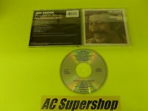 Jim Croce photographs and memories his greatest hits - CD Compact Disc 75679046727