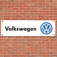 VW Volkswagen Scirocco garage workshop PVC banner sign car ZA043