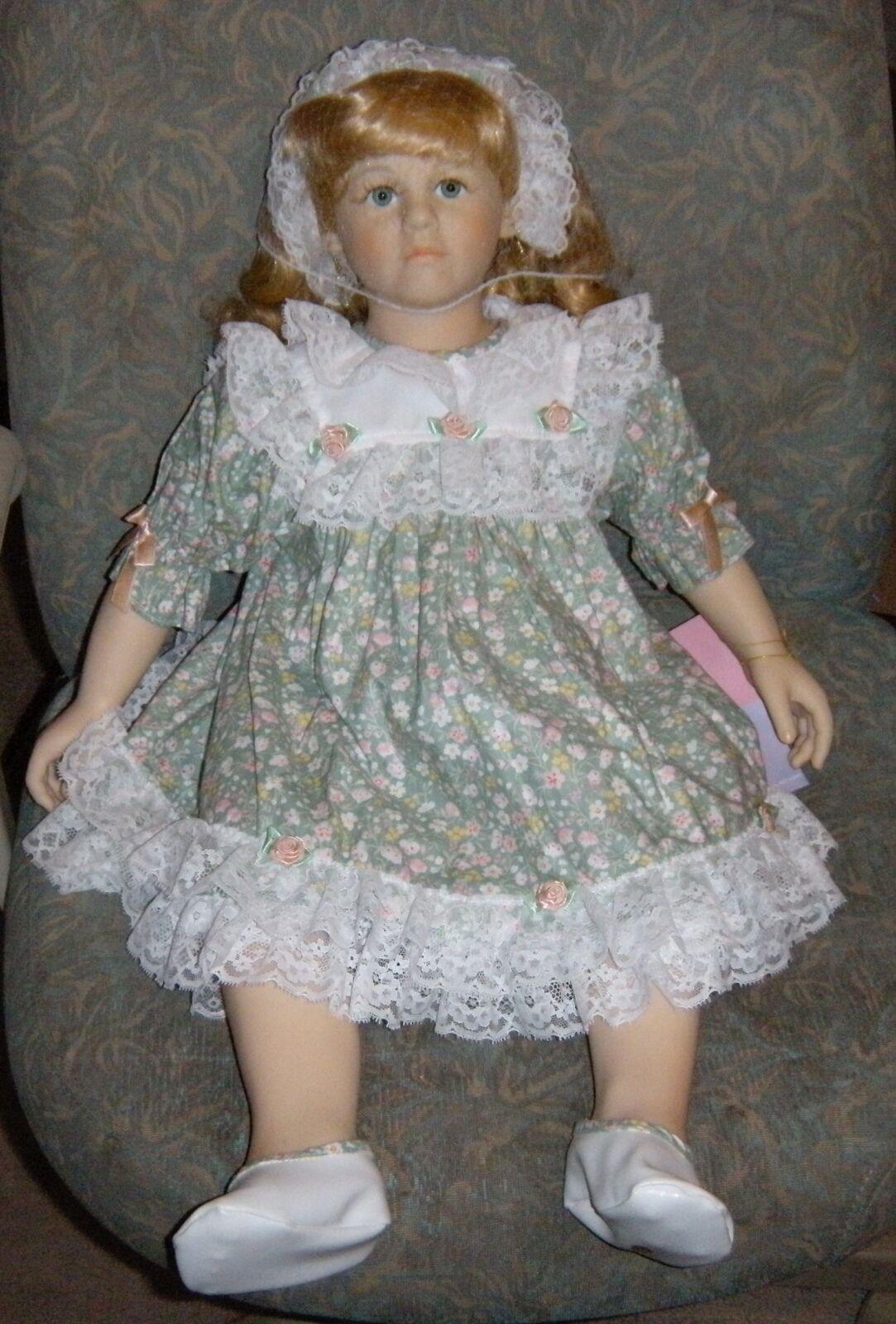 William Tung Colección Vinilo Paño Girl Doll Patty Coleccionable certificado de autenticidad 26  Nuevo