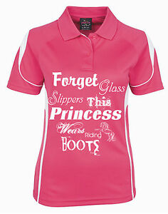 HDC-LADIES-COOLDRI-034-PRINCESS-034-POLO-ALL-SIZES-AND-COLOURS