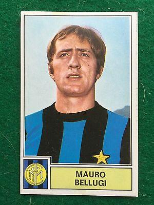 INTER FIGURINA CALCIATORI PANINI 1971//72 NUOVA//NEW BELLUGI