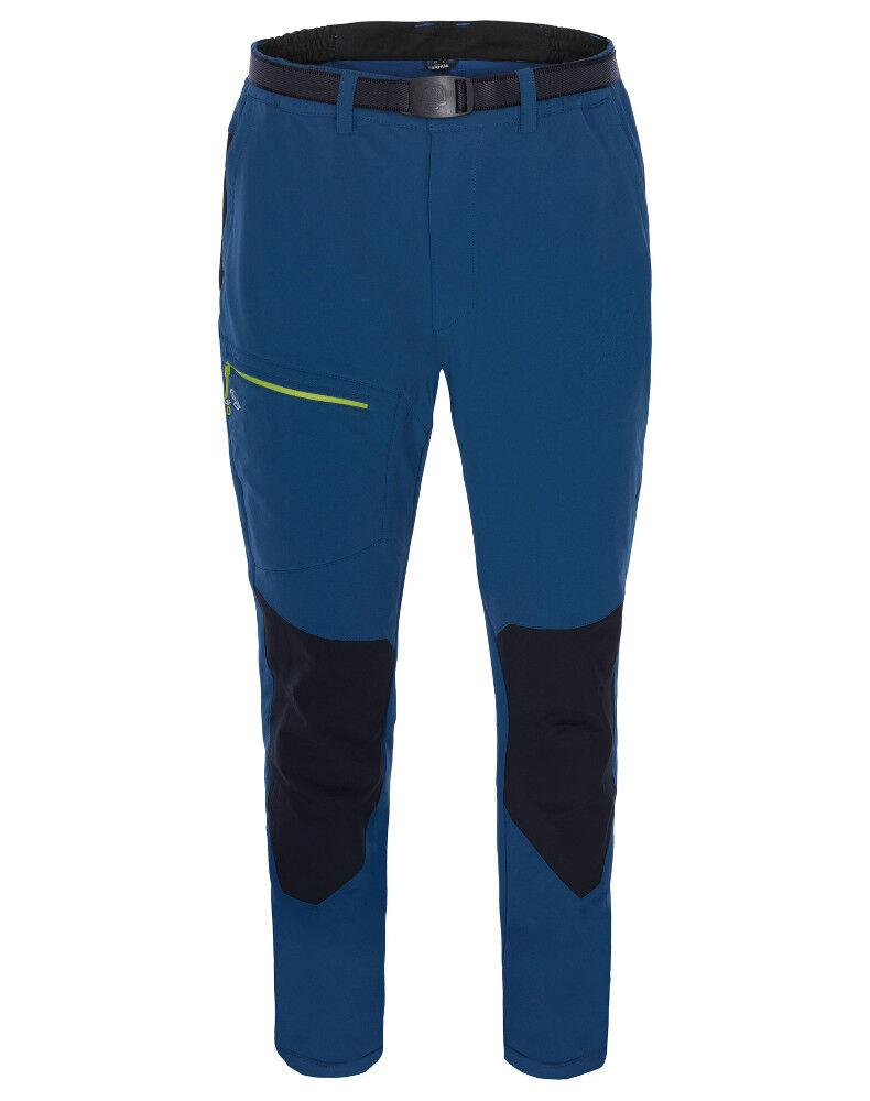 Ternua Herren Trekkinghose Asgard Gr. XL M L XL Gr. blau Wanderhose Outdoorhose Hiking 7ec818