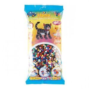 Kreativset-Perlen für Kinder Hama Perlen Pastell gemischt 3.000stueck 1beutel günstig kaufen Kreativsets für Kinder