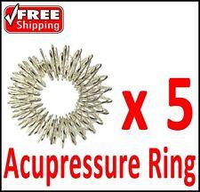 5 x Acupressure Massager Circulation Ring (Increase Blood Flow) - Best Price.