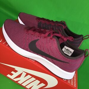 fe360a4bd716 Nike Dualtone Racer SE Mens Size 10.5 Running Shoe Noble Red Wine ...