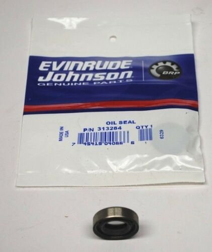 New OEM Johnson Evinrude OMC Oil Seal 313284 0313284