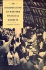 An Introduction to Western Financial Markets by Stephen Valdez (Hardback, 1993)