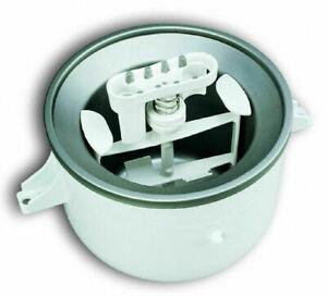 Kitchenaid-RR-KICA-Ice-Cream-frz-yogurt-sorbet-Maker-Stand-Mixer-Attachment