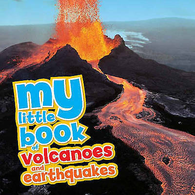 1 of 1 - My Little Book of... Volcanoes & Earthquakes-ExLibrary