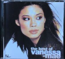 The Best Of Vanessa Mae. CD. PAKISTAN ISSUE. RADIO CITY. RCE 5257. Unofficial ?