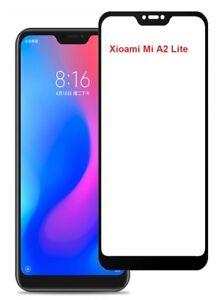 2 x COLLA Completo Vetro Temperato Protezione Schermo Film Cover Per Xiaomi Mi9