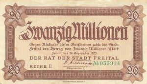 Freital-20-Million-Mark-Series-E-S-969