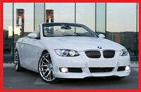 BMW E92 / E93 FRONT BUMPER SPOILER / SKIRT / LIP / SPLITTER M -Tech !!! NEW !!!