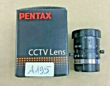 1PCS Used PENTAX 16MM 1:1.4 C1614-M Lens Tested