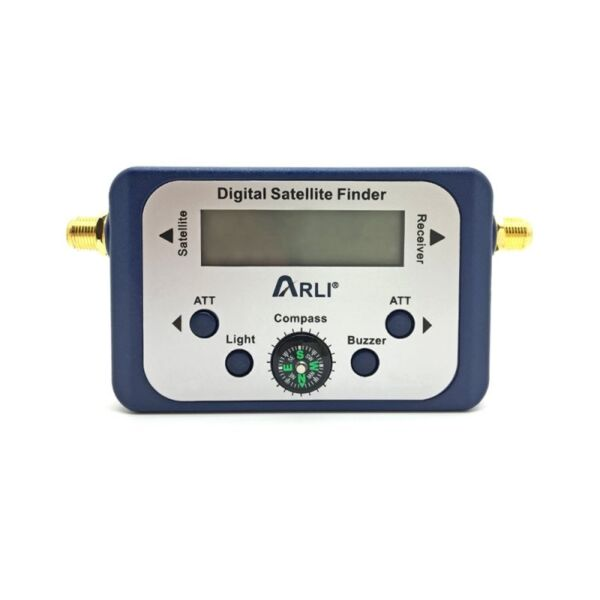 Satellite Finder Linbox Digital Displaying Satellite Finder Brand New 100% Hoogwaardige Materialen