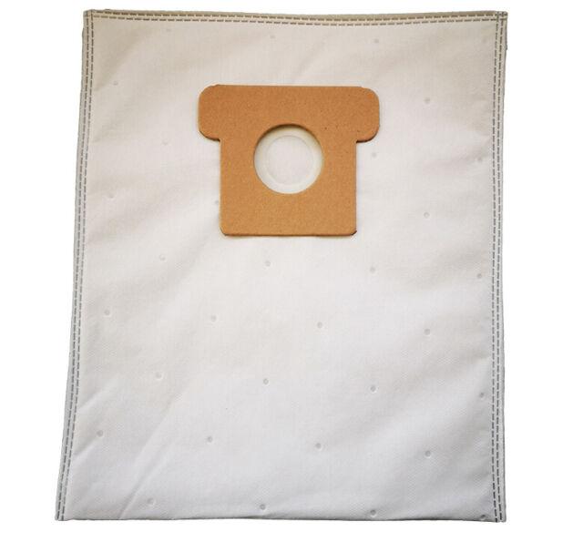 H210MF 5 sacchetti filtro tessuto microfibra aspirapolvere Hoover Compact S 3478