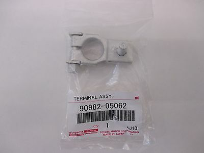 NEW GENUINE OEM TOYOTA LEXUS POSITIVE BATTERY TERMINAL 90982-05040