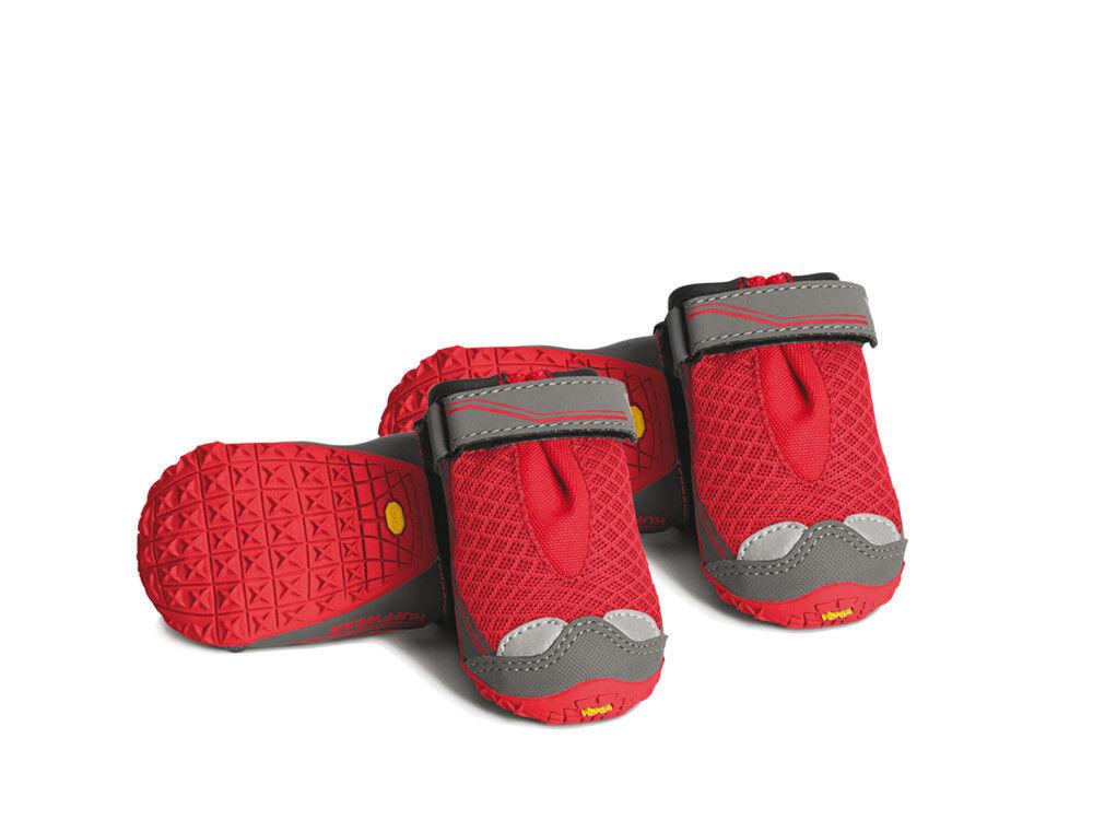 Ruffwear Grip Trex ™ Hundeschuhe rot Currant   | Zu einem erschwinglichen Preis