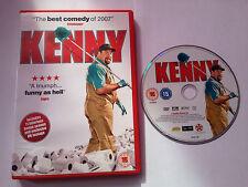Kenny DVD - Shane Jacobson - 2007 - UK RELEASE REGION 2 - Toilet Cleaner Comedy
