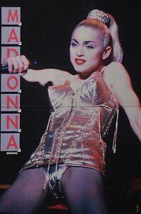 MADONNA-A3-Poster-ca-42-x-28-cm-Clippings-Fan-Sammlung-NEU
