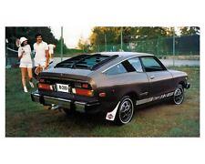 1978 Datsun B210 Hatchback Factory Photo m2610-HTCHU1