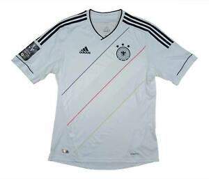 Germania 2012-13 Authentic Home Shirt (eccellente) L soccer jersey