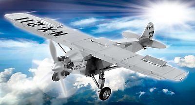 Louis Plane Smithsonian Series Building Bricks Blocks Cobi Spirit Of St