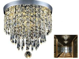 Details About Modern Chandelier Crystal Ball Light Ceiling Lamp Fixture Pendant Home Decor