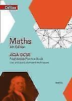 GCSE-Maths-AQA-Foundation-Practice-Book-von-Kath-Hipkiss-2015-Taschenbuch