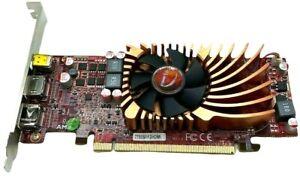 VIsionTek 7750 SFF 1GB DDR3 3M (2x HDMI, MiniDP) VT 7750 PCIe 1GB HDMI X2
