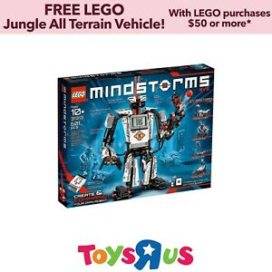 LEGO-31313-Mindstorms-EV3-Robot-BRAND-NEW-SEALED