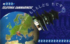 *G SM 8 C&C 7008 SCHEDA NUOVA MAGNETIZZATA SAN MARINO JAPAN SECONDA SCELTA LpYd3hRD-09120837-857379234