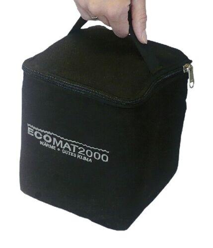 Camping Sac de transport pour radiateur soufflant ECOMAT 2000