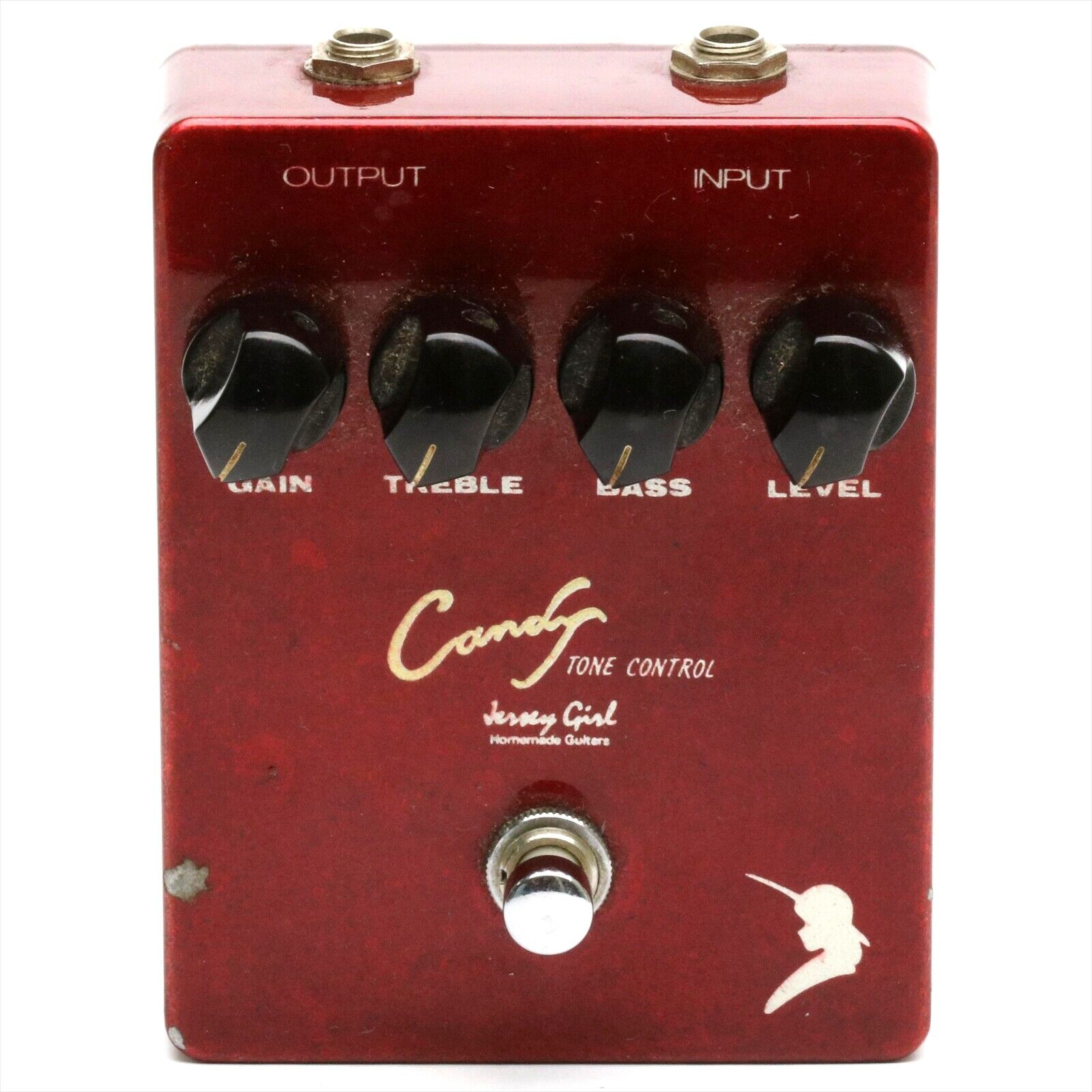 Jersey Girl Homemade Guitars Candy Guitar Effect Pedal
