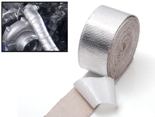 Self Adhesive Thermoshield Reflective Heat Shield Heatshield Tape Wrapping Wrap