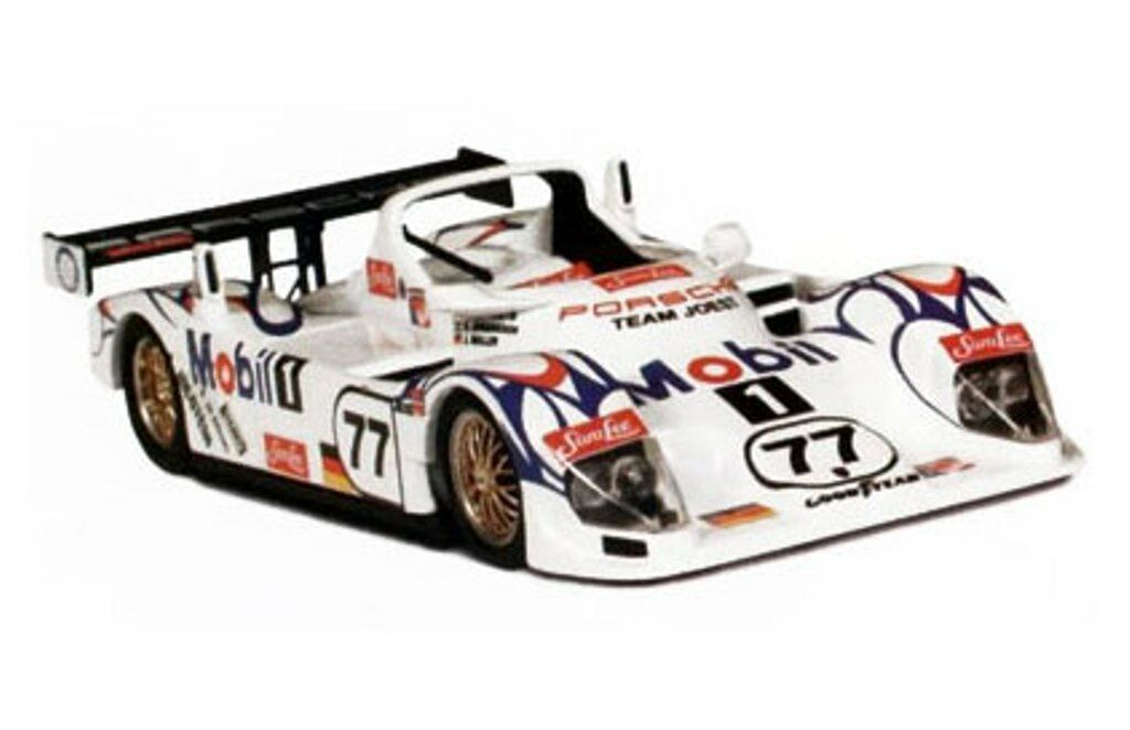 TROFPorsche LMP 1 model racing car no.77 Alboretto Johansson 1 43