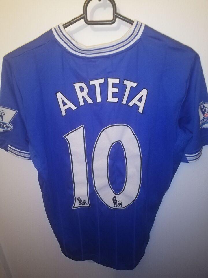 Fodboldtrøje, Arteta everton trøje, Le coq sportiff