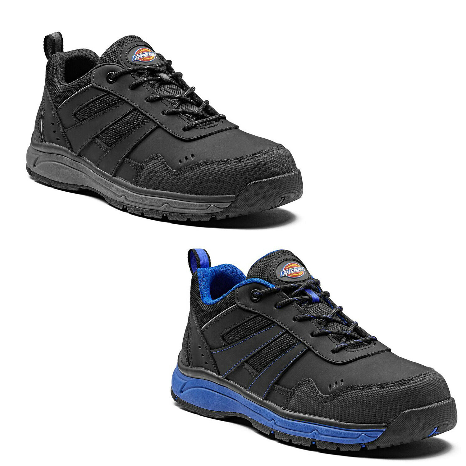 Dickies Emerson Safety Work Trainer shoes (Sizes 6-14) Men's