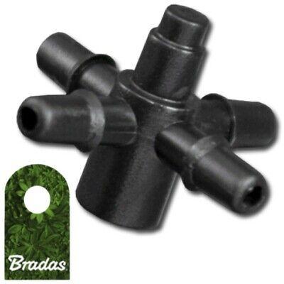 Garten MicroBewässerung Tropfer Druckausgleich 2l//h Tropfbewässerung Bradas 0346