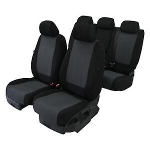 Sattler-Mass-Sitzbezuege-Schonbezuege-Autositzbezuege-Schwarz-Passgenau-fuer-FIAT