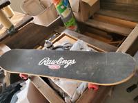 Rawlings Skateboard