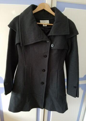 Coat Stunning Karen Size Uk12 Millen Wool Vgc pBZwtqBr