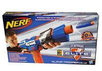 Nerf N-strike Elite Alpha Trooper Cs-12 Hasbro A3698 Dart Blaster & Ovp