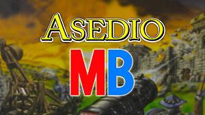 Multi-Anuncio del juego de mesa ASEDIO de MB Castle Minwood Siège Milton Bradley