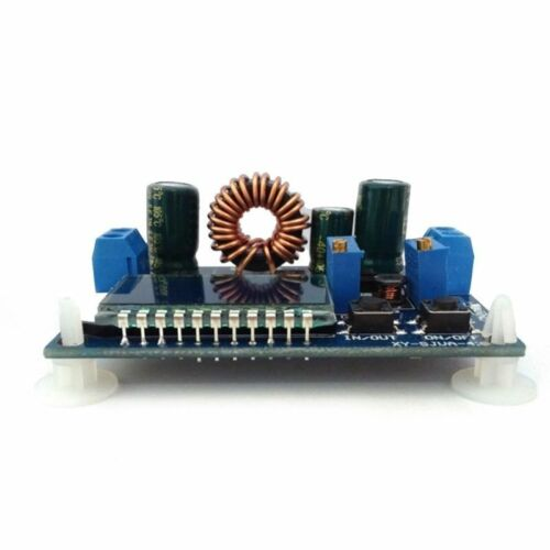 4A Buck-Boost Converter Module Adjustable Buck Boost Board With LCD Display L50